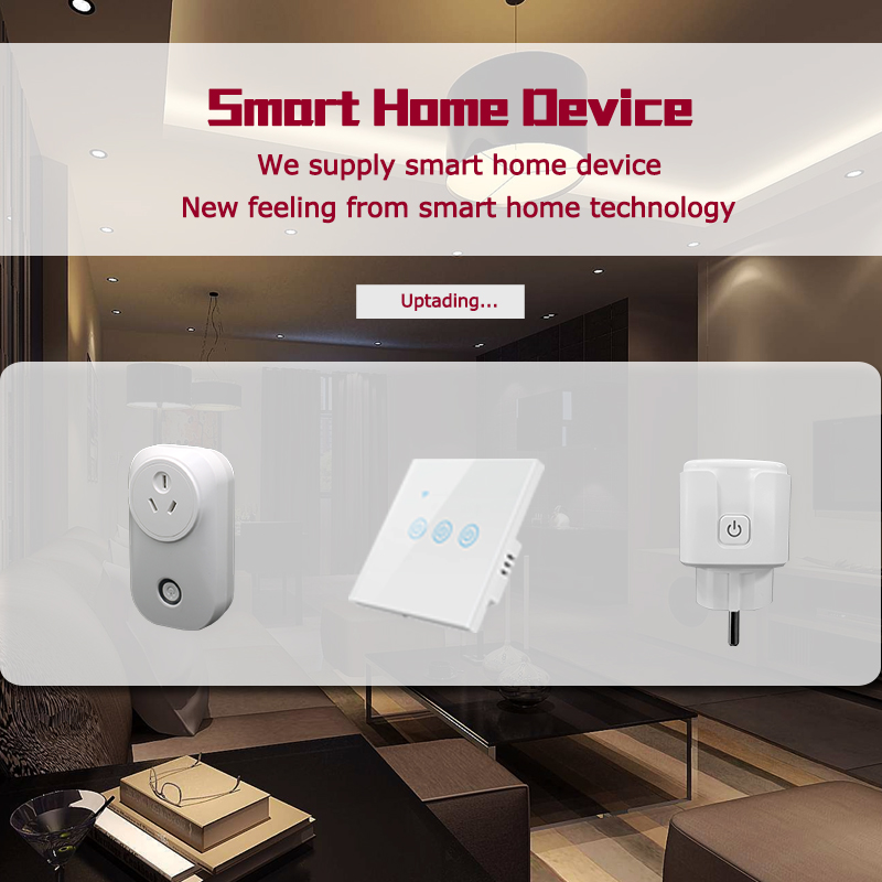 Smart home automation series
